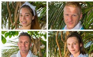 Cécilia, Pascal, Gabriel et Wendy sont les quatre finalistes de la saison 15 de «Koh-Lanta»