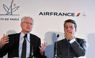 Nouvelle salle d'embarquement, terminal dédié au trafic européen, contrôle sûreté simplifié: Air France et ADP promettent qualité de service, fluidité et luxe pour attirer toujours plus de passagers à l'international dans un hub modernisé.