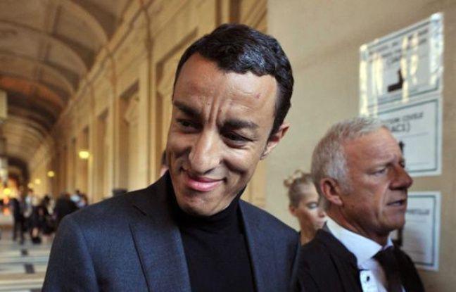 L'ancien avocat Karim Achoui, en août 2010 à Paris.