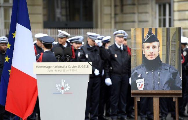 Policier tué sur les Champs-Elysées: Le parquet antiterroriste demande un procès pour quatre suspects