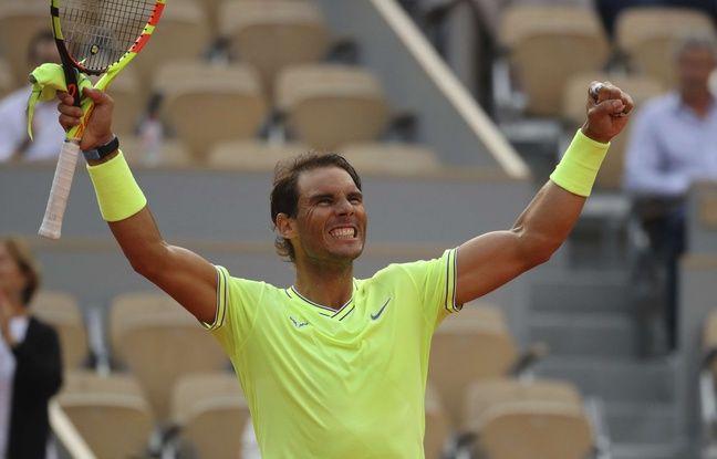 Roland-Garros: «Un match spécial pour lui et pour moi»... Nadal est impatient d'en découdre avec Federer