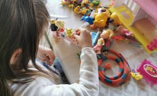 Les jouets pour enfants font partie des objets les plus donnés sur la plateforme Geev.