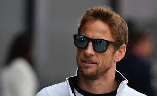 Jenson Button le 5 juillet 2015