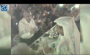 Enrico Macias à Doha, au Qatar (capture d'écran)