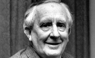 J.R.R. Tolkien, l'auteur du «Seigneur des anneaux», en 1967.
