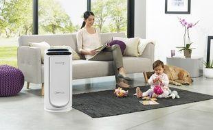 Les purificateurs d'air permettent de débarrasser l'air ambiant de nombreux polluants, comme les particules.
