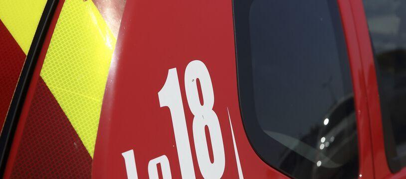 Un véhicule des sapeurs-pompiers (illustration)