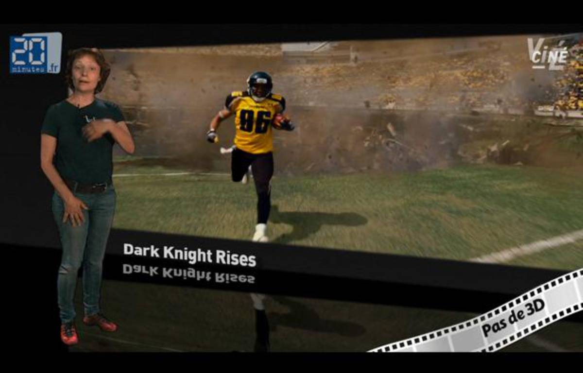 Caroline Vié décrypte «The Dark Knight Rises» de Christopher Nolan. – 20 MINUTES