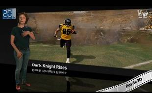 Caroline Vié décrypte «The Dark Knight Rises» de Christopher Nolan.