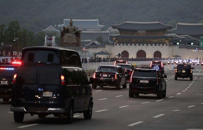 Corée du Nord: Kim aurait accepté une rencontre avec Trump sur la DMZ