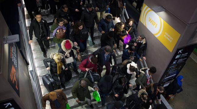 La grève SNCF va « fortement perturber » le trafic en Ile-de-France lundi