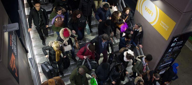Une grève SNCF est prévu lundi 21 juin 2021 en Ile-de-France.