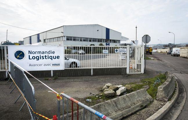 Incendie de l'usine Lubrizol à Rouen: Le feu n'est pas «parti de chez nous», répète Normandie Logistique