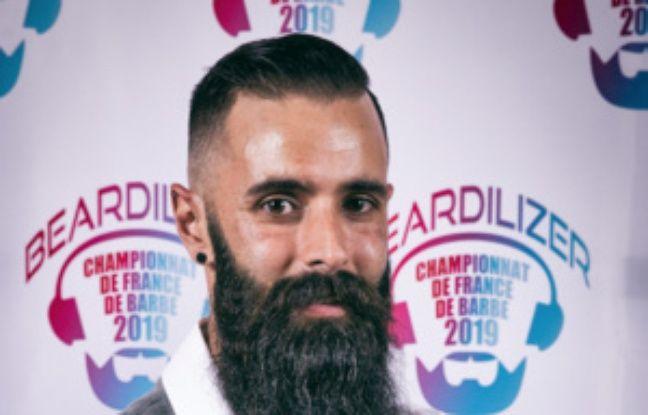 Toulouse: Grâce à sa barbe (de moins de 20 cm), il décroche le titre de champion de France