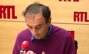 Eric Zemmour le 6 mai 2014 sur RTL
