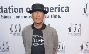 L'acteur Bruce Willis