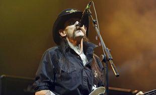Lemmy Kilmister, le chanteur de Motörhead, est décédé à l'âge de 70 ans