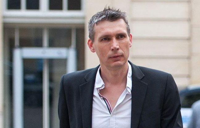 Sébastien Sihr à Matignon, le 31 mai 2012.