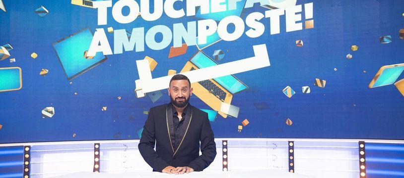 Cyril Hanouna, le présentateur de «Touche pas à mon poste».