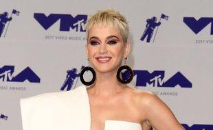 La chanteuse Katy Perry