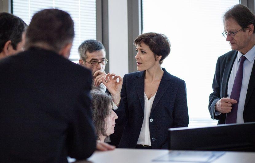 Bordeaux : Christelle Dubos vient présenter les contours du futur Revenu universel d'activité