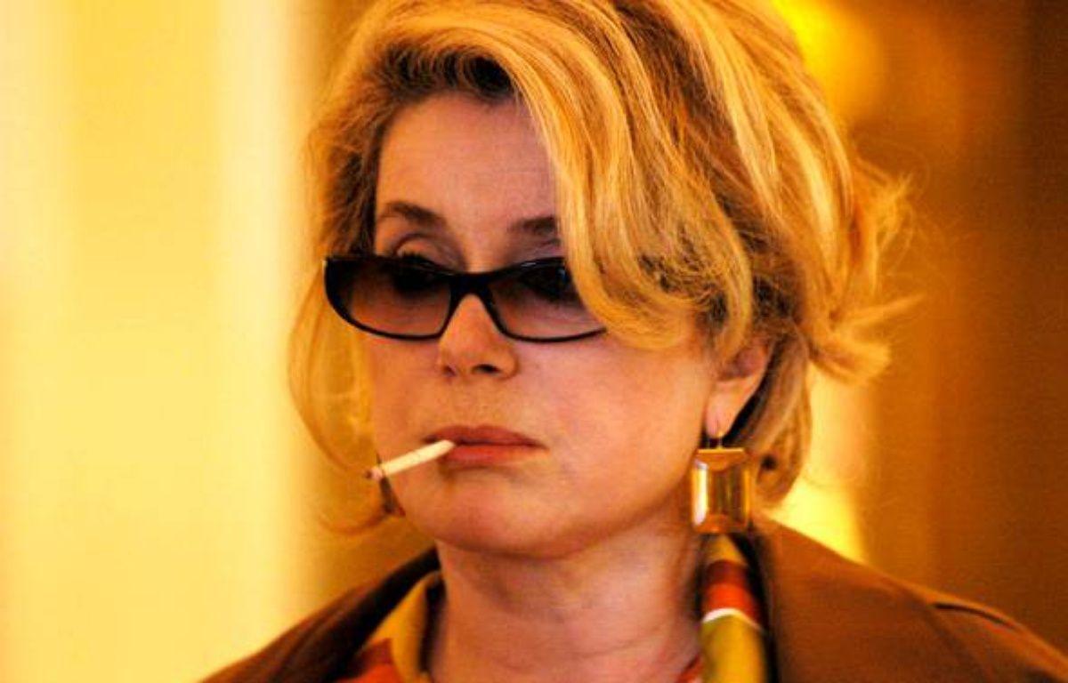 La carrière «alcool et cigarettes» de Catherine Deneuve – 20 minutes - Slideshow