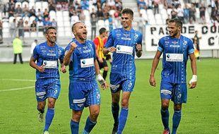 Le 3e but de la saison de Yahia-Bey n'a pas suffi