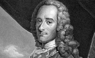 Le philosophe Voltaire 1694-1778