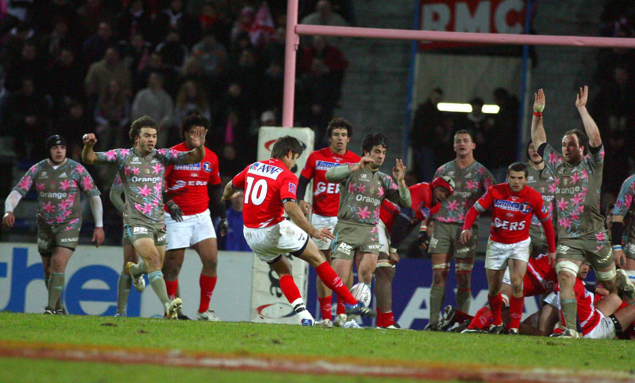 Le FC Auch-Gers dépose le bilan — Rugby