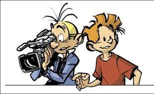 Les histoires de Spirou et Fantasio vont être racontées par une neuvième équipe d'auteurs, après trois albums du duo Jean-David Morvan (scénario) José-Luis Munuera (dessin)