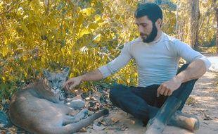 Davy Krief est un amoureux des animaux