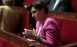La députée LR Annie Genevard