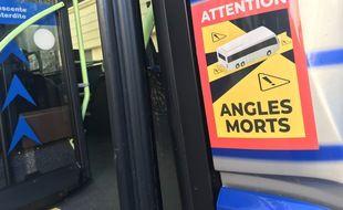 Dix bus vont être équipés de capteurs anti-angles morts à Montpellier