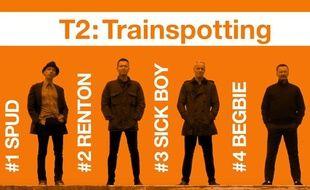 Le gang est de retour dans «T2 : Trainspotting»
