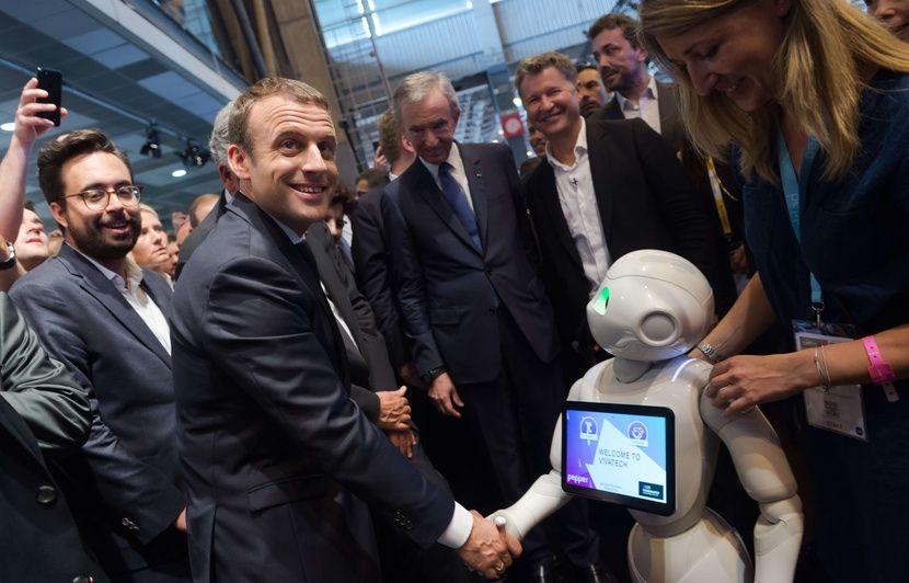 Cinq raisons qui montrent que la France n'a pas tout à gagner à être une « start-up nation »