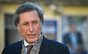 Patrick de Carolis est candidat aux élections municipales d'Arles