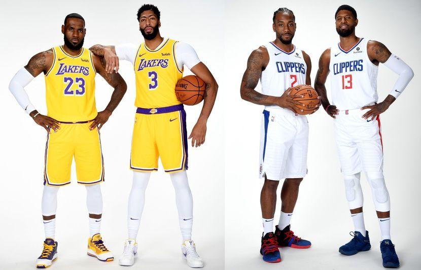 NBA : Lakers contre Clippers, on compte les points dans la bataille de Los Angeles