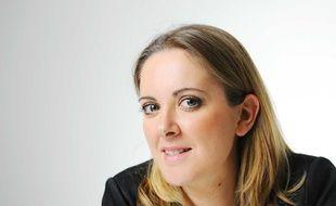 La journaliste, animatrice et productrice Charline Vanhoenacker.