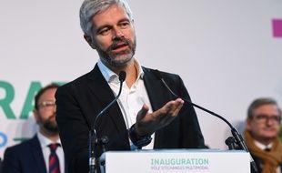 Laurent Wauquiez, président de la région Auvergne Rhône-Alpes.