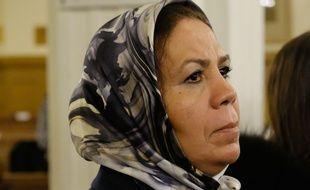 Latifa Ibn Ziaten, la mère de Imad Ibn Ziaten, le premier militaire victime des attaques perpétrées par Mohamed Merah.