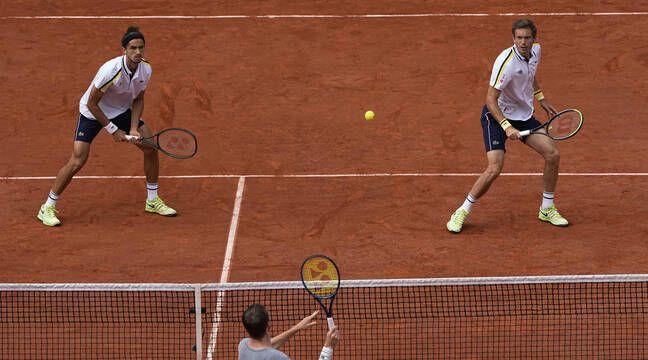 Roland-Garros : Mahut et Herbert sacrés pour la deuxième fois en double