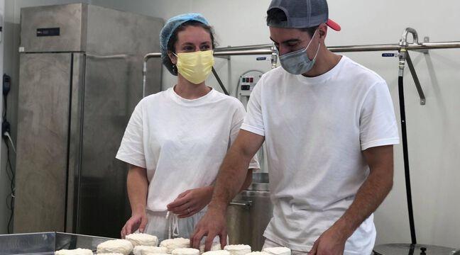 Nantes : Ils ont tout plaqué pour ouvrir une laiterie en centre-ville