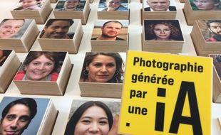 Saurez-vous distinguer les visages artificiels des visages réels ?