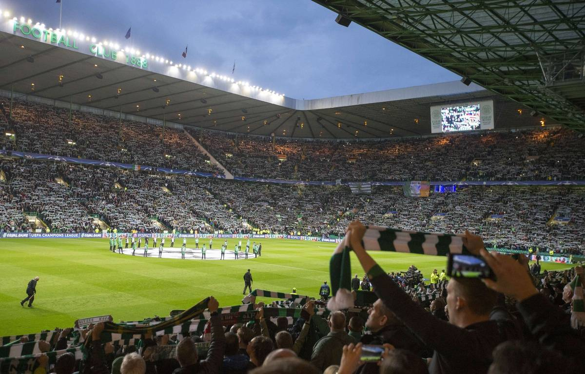 Le Celtic Park entonne  – Jeff Holmes/Shutterstoc/SIPA