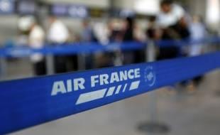 Les syndicats d'Air France annoncent de nouvelles dates de grève en avril (image d'illustration).