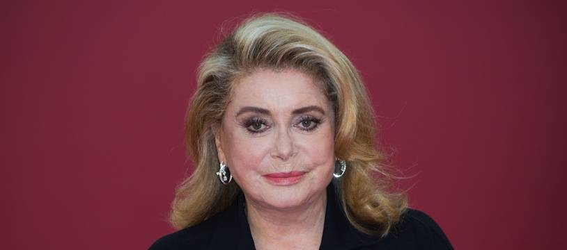 Catherine Deneuve se remet de son AVC.
