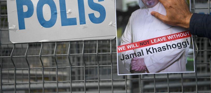 Jamal Khashoggi a été tué le 2 octobre 2018 dans le consulat d'Arabie Saoudite à Istanbul.