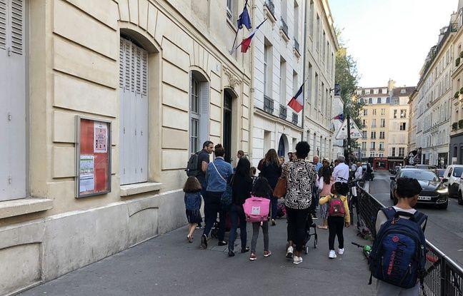 Rentrée scolaire: «Est-ce qu'il y a encore du plomb dans l'air?», s'inquiètent les parents d'élèves près de Notre-Dame