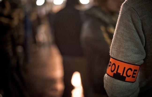 Lorient: Un sous-marin de l'Allemagne nazie sur un logo des policiers de la BAC