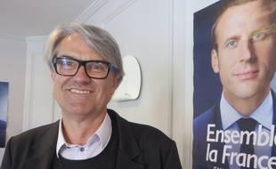 Pierre Cabaré, candidat LREM sur la 1re circonscription de Haute-Garonne.